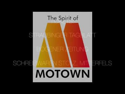 "Trailer ""The Spirit of Motown"" - April 2016 - Kulturforum Oberalteich"